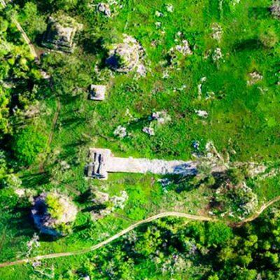 Revelan nuevos hallazgos en torno a la 'carretera blanca' construida hace 13 siglos por una princesa maya en Yucatán