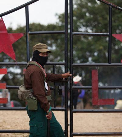 Decreta EZLN 'alerta roja' y cierra sus 12 caracoles por coronavirus; lamenta 'frívola irresponsabilidad' de los malos gobiernos