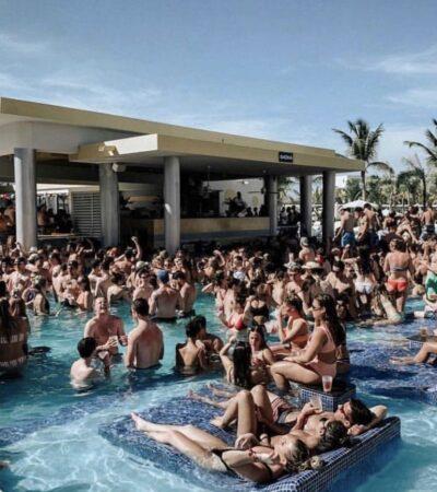 Dan positivo a coronavirus 28 'spring breakers' que visitaron Cabo San Lucas