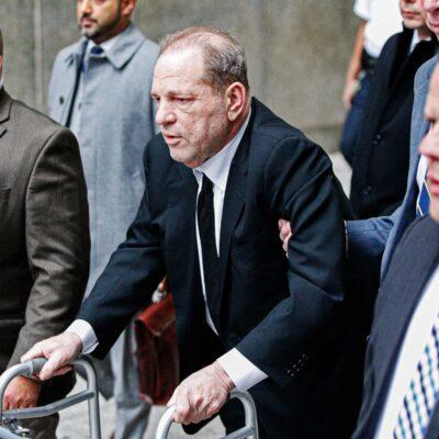Weinstein lo ha perdido todo según su defensa y pide pena mínima de 5 años por cargos de violación y agresión sexual