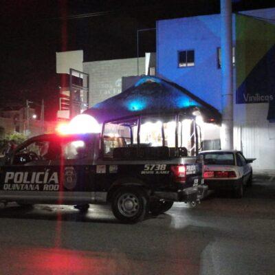 INSEGURIDAD EN LAS CALLES: Despojan a cliente de cafetería de su automóvil, en Cancún