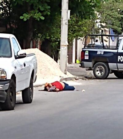 EJECUTAN A UNA MUJER EN CANCÚN: En un día emblemático por la violencia que azota al país, matan a femina cerca del Cereso