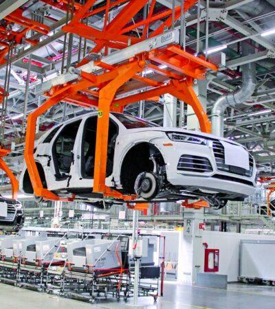 Cierran Audi y Ford plantas en México