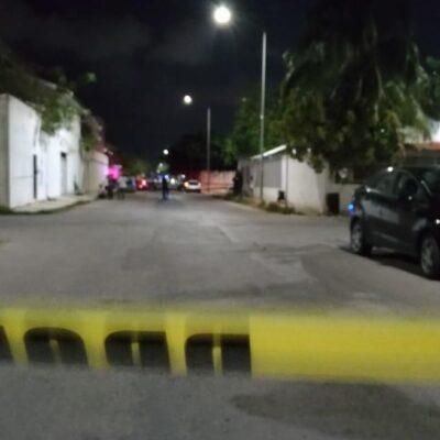 BALEAN CASA DE MARTÍN DE LA CRUZ: Desconocidos disparan en Playa contra vivienda de regidor y líder de la CROC en QR