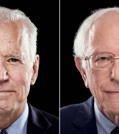 Repunta Joe Biden en la contienda demócrata y pone a Bernie Sanders al borde del retiro