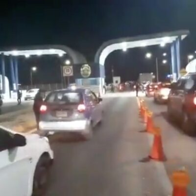 BLINDAN LA CAPITAL DE QR: Establecen cerco sanitario a la entrada de Chetumal y aeropuerto tras confirmación de primer caso de coronavirus en OPB