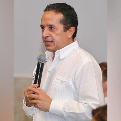 """""""NOS TOCA A TODOS APOYAR"""": Anuncia Gobernador preparativos para un fondo de ayuda alimentaria para la gente que sea afectada por el golpe económico del coronavirus"""