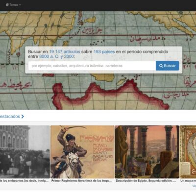Libera la Unesco su Biblioteca Digital Mundial para enfrentar la cuarentena por coronavirus