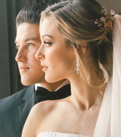 VIDEO   'El amor en los tiempos del coronavirus'… Samuel García, senador por NL, se casa con la influencer Mariana Rodríguez