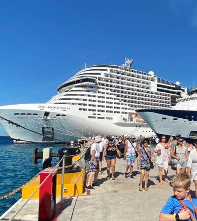 GOLPE A LA INDUSTRIA DE CRUCEROS: Recomienda gobierno de EU no viajar en crucero por el riesgo de coronavirus
