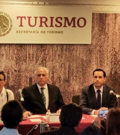 CAE OTRO EVENTO 'VÍCTIMA' DEL CORONAVIRUS: Posponen Tianguis Turístico de Mérida hasta septiembre