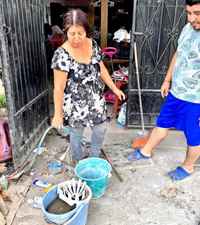 ENFRENTA POBLACIÓN A COVID-19 SIN AGUA: En México, casi la mitad de personas no tiene disponibilidad diaria de agua potable dentro de sus viviendas