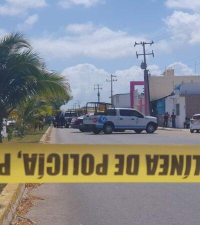 RESCATAN A SECUESTRADO: Detienen a cuatro personas por privación de la libertad en Chetumal