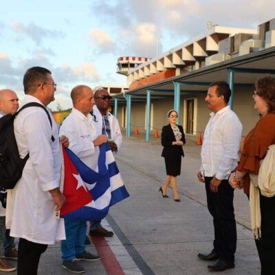 DOS CASOS CORONAVIRUS EN SAN PEDRO BELICE: Llega grupo de médicos cubanos para reforzar las estrategias sanitarias y evitar la propagación de la enfermedad