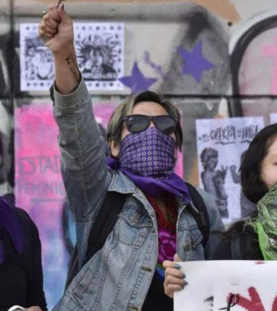 El conservadurismo 'disfrazado de feminismo, o de lo que resulte' busca el fracaso de la 4T, advierte AMLO