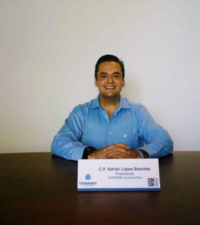 Se suma Coparmex Cancún al paro nacional de mujeres el próximo 9 de marzo