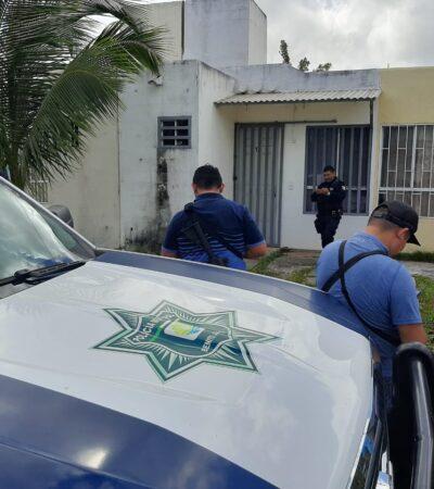 Vecinos de Cancún impiden robo en una casa