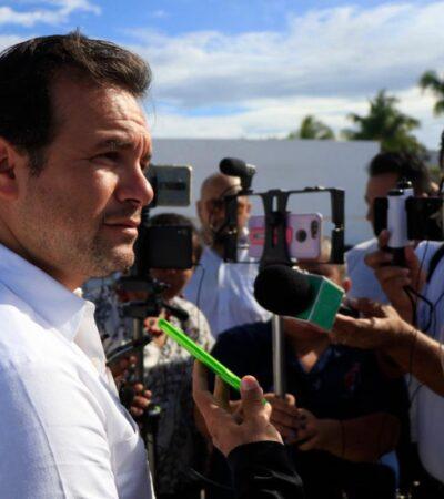 Prevenir una crisis económica y de salud, prioridades para Pedro Joaquín en Cozumel tras anuncio de suspensión de cruceros por prevención ante coronavirus