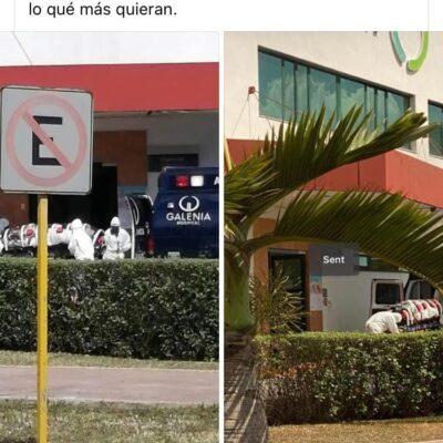 GALENIA SÓLO RECIBIRÍA UN MÁXIMO DE SEIS PACIENTES CON COVID-19: Hospitales privados sin capacidad para recibir enfermos de coronavirus en Cancún