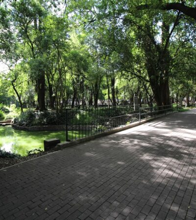 Detienen a subinspector de la Policía Bancaria Industrial por intento de violación en el Bosque de Chapultepec