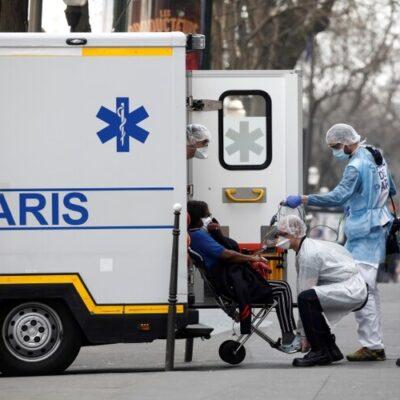 Anuncia Francia pruebas exitosas de medicamentos contra el coronavirus