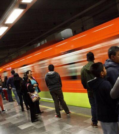 Conductor del tren 33 del Metro advirtió que el convoy fallaba… y le indicaron que continuara en la vía