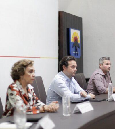 Cozumel cuenta con infraestructura para atender a la población si se registraran casos positivos de Covid-19 en la isla, afirma Pedro Joaquín