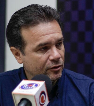 Establecerán toque de queda en Cozumel para prevenir coronavirus, anuncia Pedro Joaquín