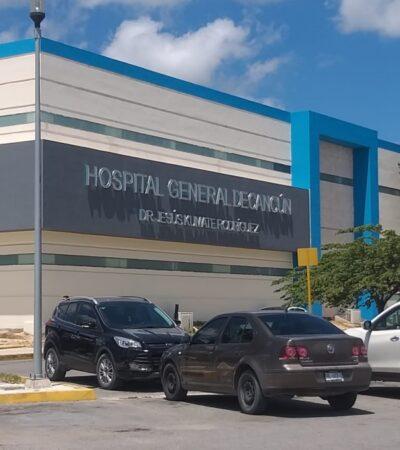 Fallece primer paciente por Covid-19 en Cancún, confirma la Secretaría de Salud