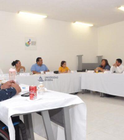 Piden al Estado y municipios transmitir mensajes inclusivos sobre el COVID-19 para personas con discapacidad visual y auditiva
