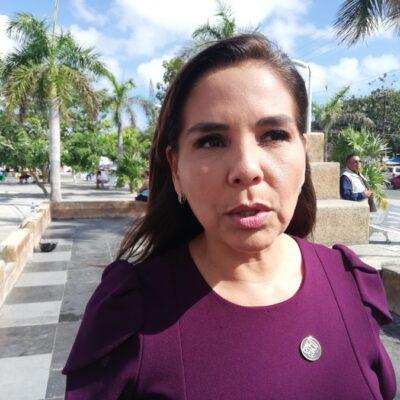 Asegura Mara Lezama que no pueden actuar porque todavía no son notificados sobre la suspensión del hotel Riviera Cancún