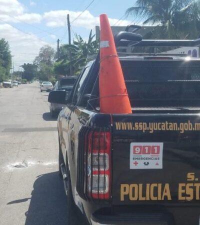 Detenido en Yucatán murió ahogado con su propia sangre al ser torturado por policías, revela necropsia