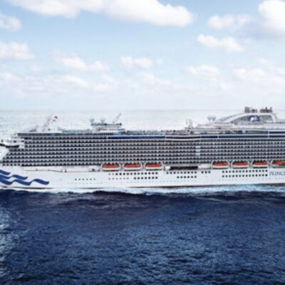 Cancela Princess Cruises llegada de cinco cruceros a Cozumel por coronavirus, anuncia Apiqroo