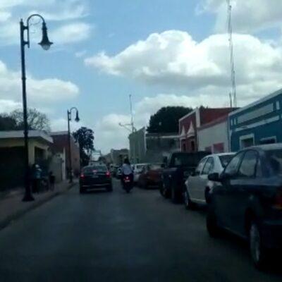 Incomoda a habitantes de Valladolid continuo arribo de turistas por temor al coronavirus