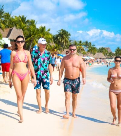 Cancelación de la Feria Turística de Berlín no afectará arribo de visitantes europeos a Playa del Carmen, afirman hoteleros