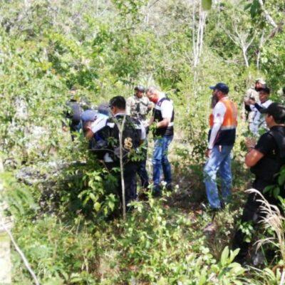 Despliegan operativo por hallazgo de credencial de elector de persona desaparecida en Cancún