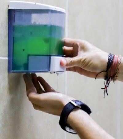 Piden a ciudadanos adoptar medidas higiénicas para evitar casos de Coronavirus en Puerto Morelos