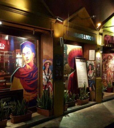 Aplica gobierno de Yucatán cierre de bares y discotecas
