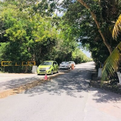 Restringen acceso al Parque Nacional Tulum por Covid-19