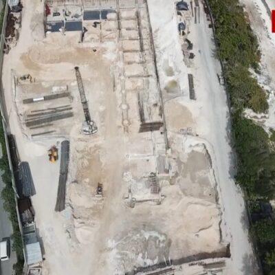 Vigila autoridad municipal al hotel Riviera Cancún para evitar que retome la obra