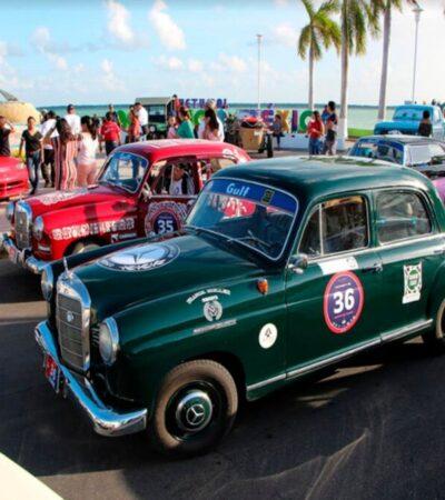 Cambia de fecha la séptima edición del Rally Maya México para garantizar la salud de participantes