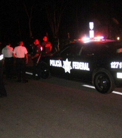 Disparan contra ciudadano por resistirse a un asalto en Chetumal