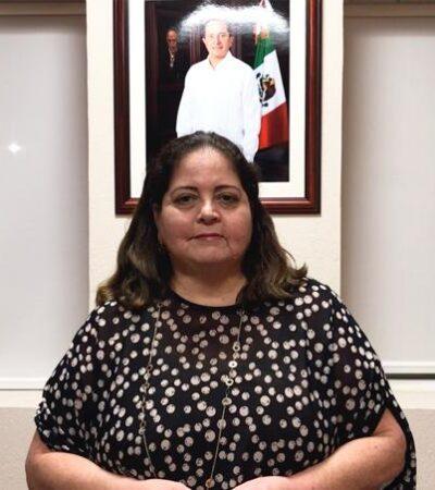 Quintana Roo tiene planes de actuación para apoyar a los turistas que se encuentran en el destino, asegura Marisol Vanegas