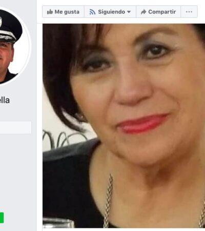 """""""SE NOS ADELANTÓ EN EL CAMINO"""": A través de redes, comunica Alberto Capella la muerte de su madre"""