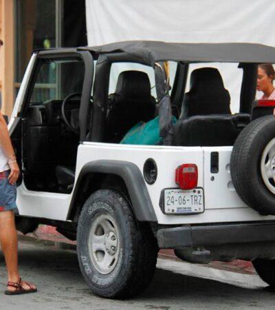 Suspenden 40 arrendadoras cozumeleñas operaciones por COVID-19