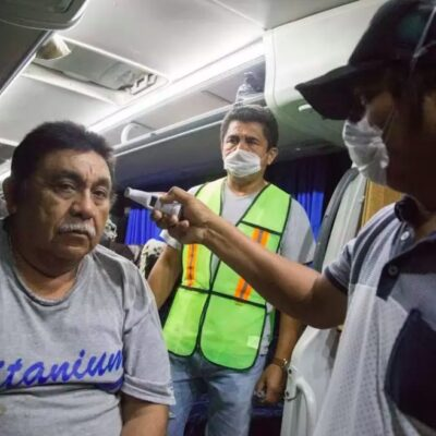SE ENCIERRAN POR EL VIRUS: Con 48 casos positivos de COVID-19 en Yucatán, cerca de 20 municipios cierran fronteras