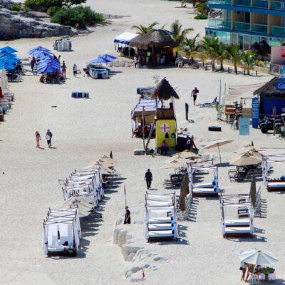 Cancún cierra marzo con registro superior al 50 por ciento de ocupación acumulada