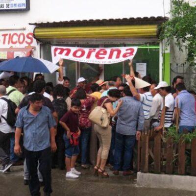 Elección nacional interna de Morena está en riesgo por coronavirus, reconoce dirigencia