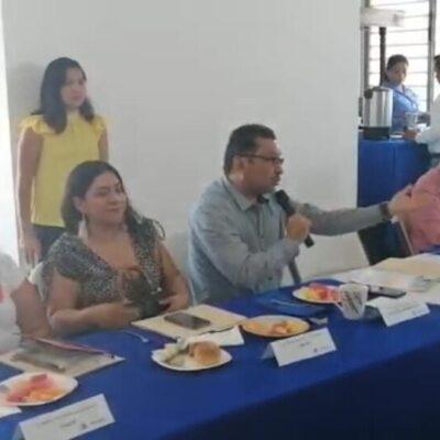 Chetumal sigue en un bache económico ante falta de inversiones y por falta de circulante al depender de la Federación y el Estado, afirma Armin Padilla