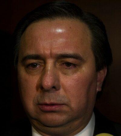 Fiscalía General de la República solicita a Interpol colaboración para detener a Tomás Zerón